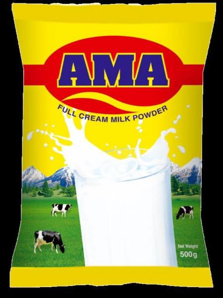 Ama Full cream Milk Powder -200 gm (Foil Pack)