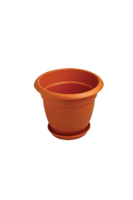 """71501 Flower Tub With Tray 8"""""""