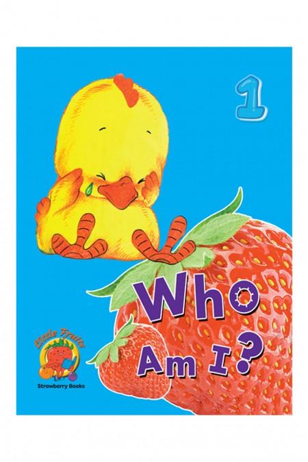 Little Fruits: Strawberry Books - Who Im I? 1