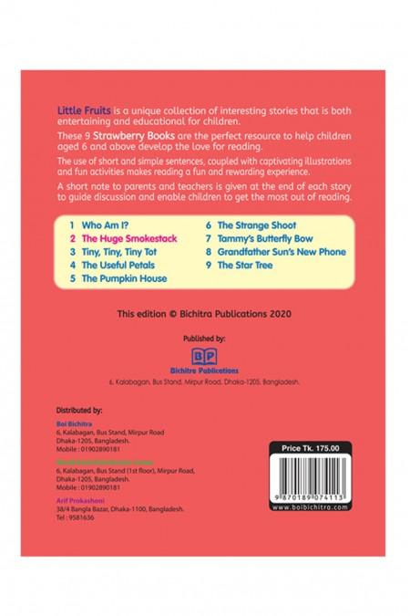 Little Fruits: Strawberry Books - The Huge Smokestack 2