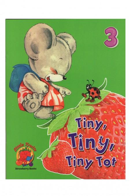 Little Fruits: Strawberry Books - Tiny, Tiny, Tiny Tot 3