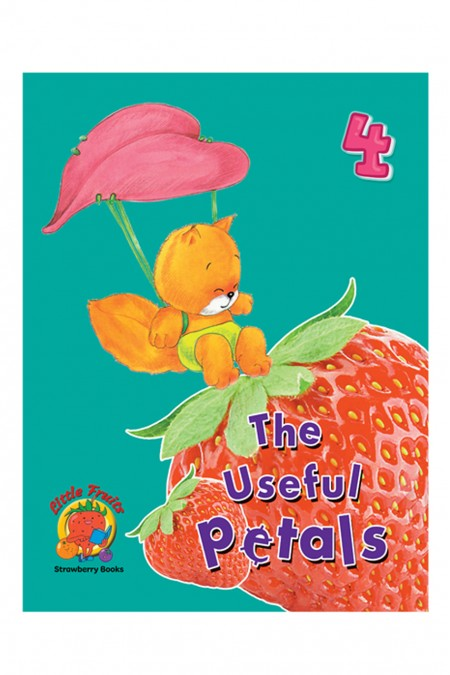 Little Fruits: Strawberry Books - The Useful Petals 4