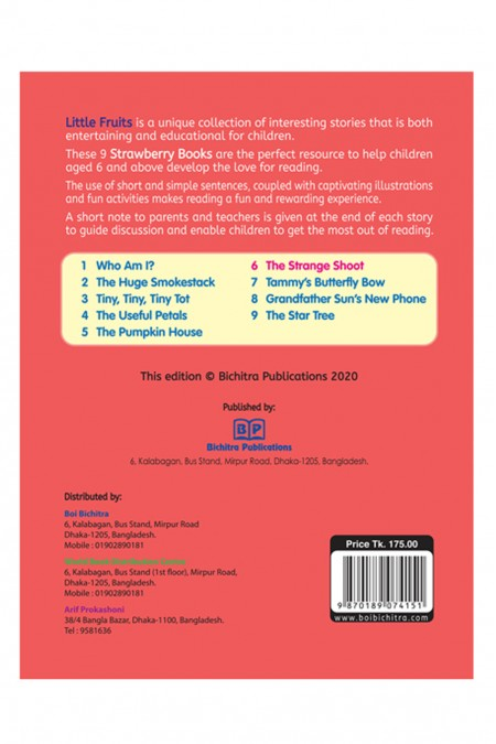Strawberry Books: Tammy's Butterfly Bow 7