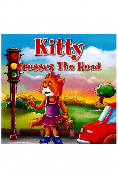 Kitty  Crosses the Road