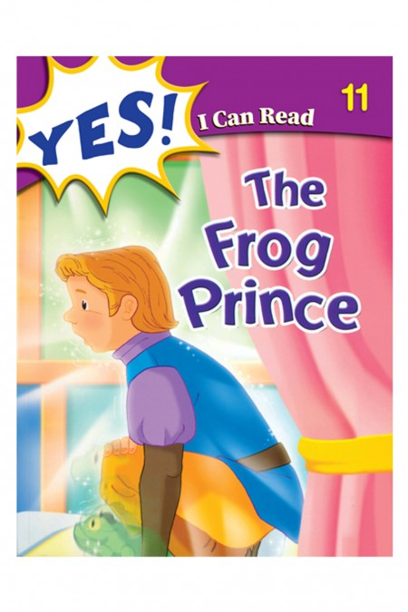 Yes I Can  Read: The Frog Prince  11