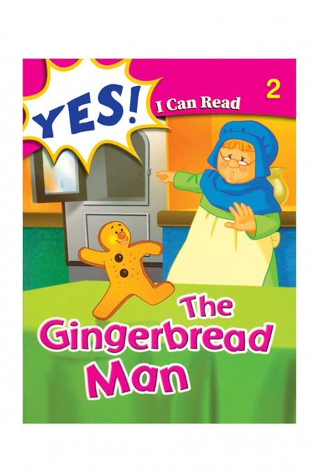 Yes I Can  Read:  The Gingerbread Man 2
