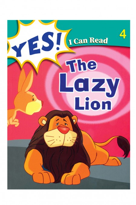 Yes I Can  Read: The the Lazy Lion 4