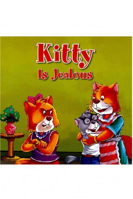 Kitty is Jealous