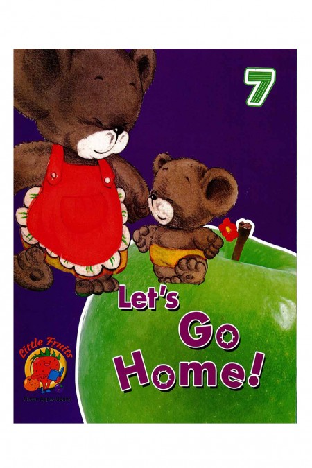lets go home: Little Fruits: Green Apple Books