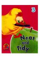 Neat and Tidy -3 : Little Fruits: Green Apple Books