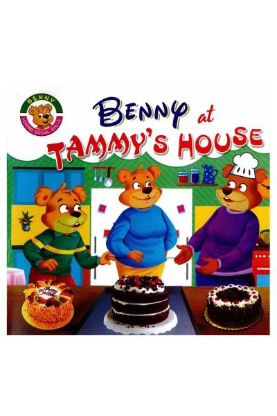 Benny at Tammys House: Benny Learns Social Skills