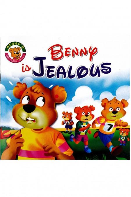 Benny is Jeajous:Benny Learns Social Skills