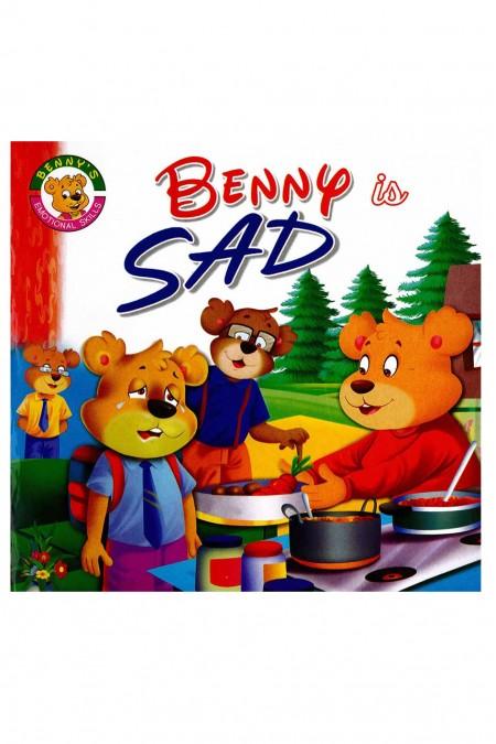 Benny is Sad:Benny Learns Social Skills