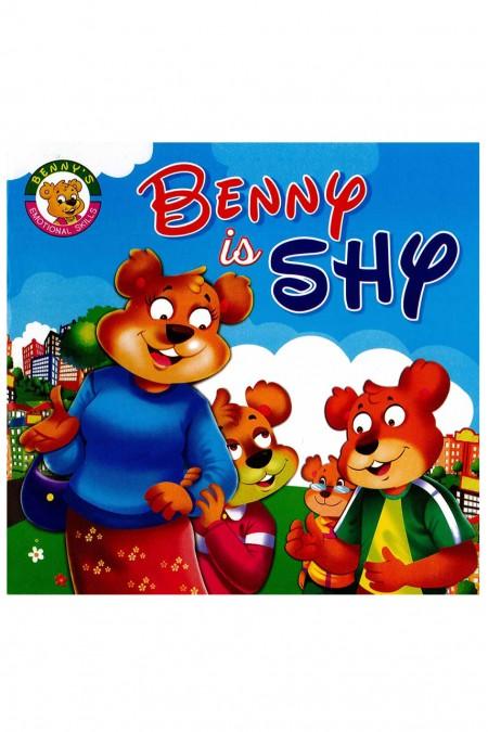 Benny is Shy:Benny Learns Social Skills