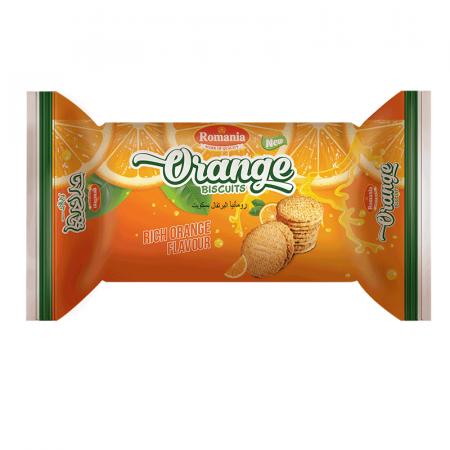 Orange Roll Biscuits 65gm X 24 Pkt