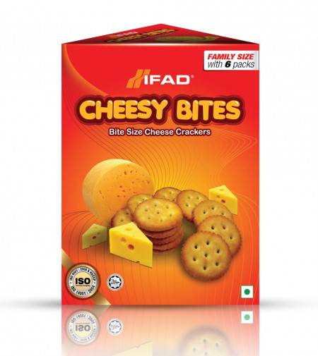 Ifad Cheesy Bites ( Family Pack) 300gm