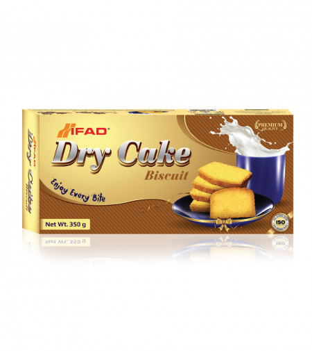 Ifad Dry Cake Biscuit