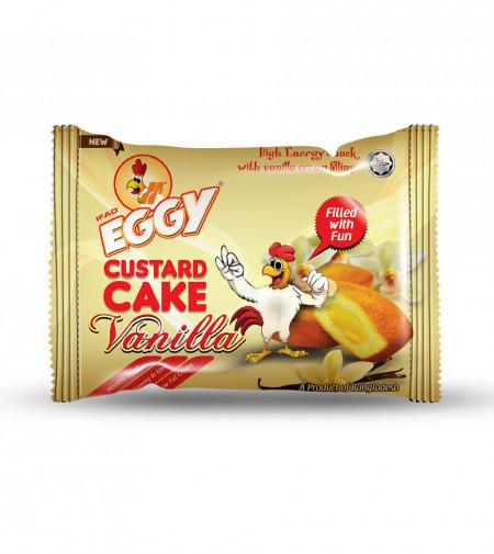 Eggy Custerd Cake (Vanilla)