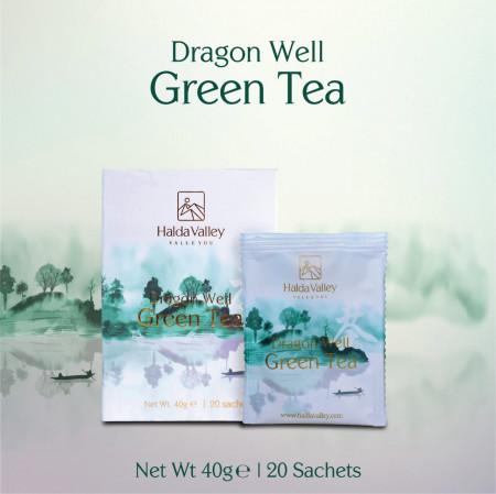 Dragon Well Green Tea-40 gm (Sachet Pack)