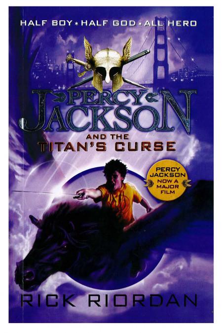 Percy Jackson And The Titan's Curse (Volume # 3)