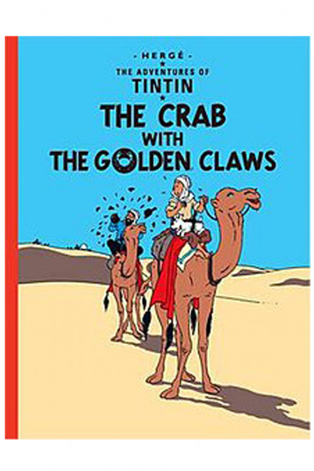 The Adventures Of Tintin: The Crab with Golden Claws