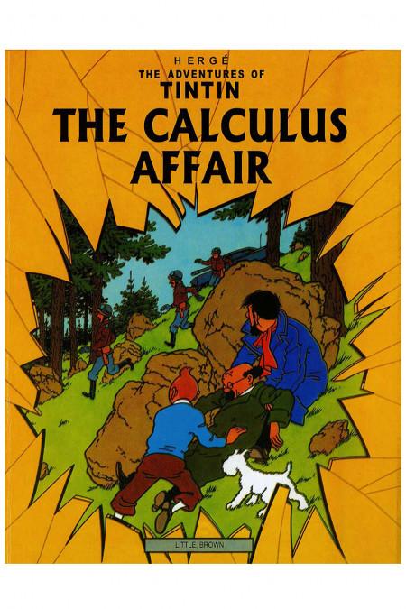 The Adventures Of Tintin: The Calculus Affair