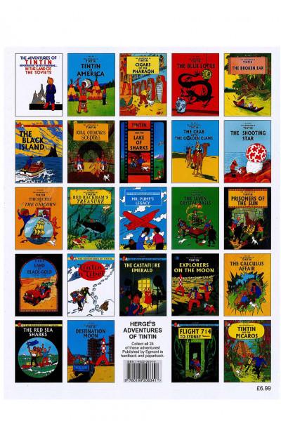 The Adventures Of Tintin: Destination Moon