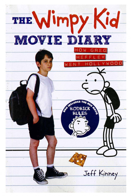 The Wimpy Kid: Movie Diary - How Greg Heffley Went Hollywood