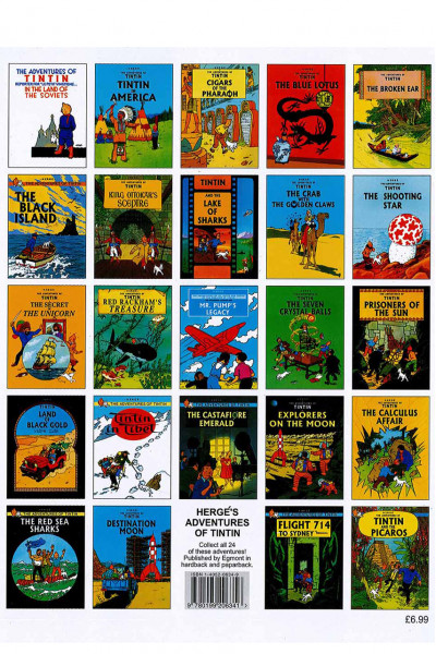 The Adventures Of Tintin: Flight 714 to Sydney