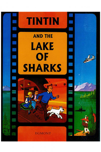 'The Adventures Of Tintin: The Red Sea Sharks