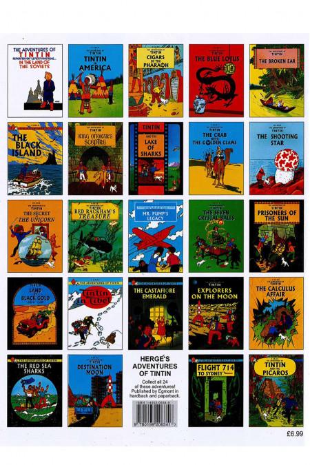 The Adventures Of Tintin: Red Rackham's Treasure